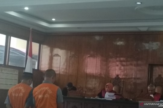 Selundupkan 50 kg sabu, dua nelayan Aceh dihukum mati