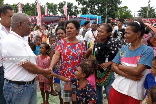 Gubernur-wakil gubernur Papua Barat cuti untuk kampanye