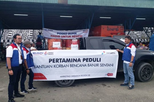Perlancar evakuasi korban, Pertamina tambah penyaluran BBM di Sentani