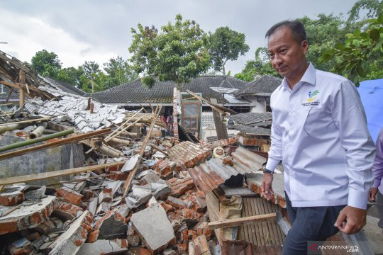 Pemerintah segera transfer kekurangan bantuan gempa Rp5,5 miliar