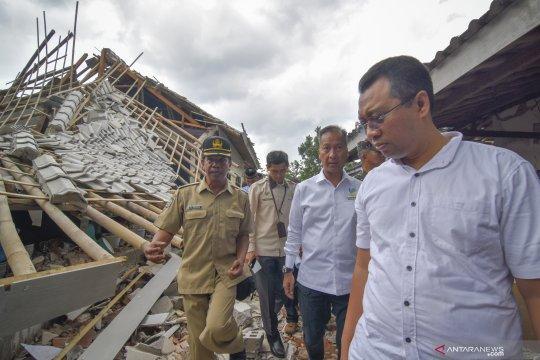 Mensos pastikan kelancaran penanganan korban gempa NTB