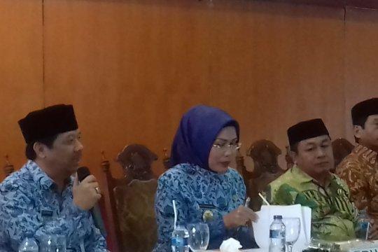 370 CPNS Kabupaten Serang terima SK pengangkatan