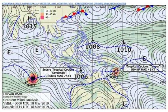 BMKG ingatkan waspada hujan lebat di Jawa tengah bagian selatan