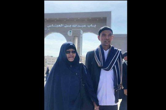 Jenazah ibunda ustadz Abdul Somad tiba di rumah duka Kabupaten Asahan