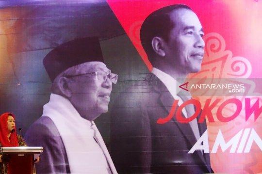 Yenny Wahid ungkap alasan dukung Jokowi-Ma'ruf Amin
