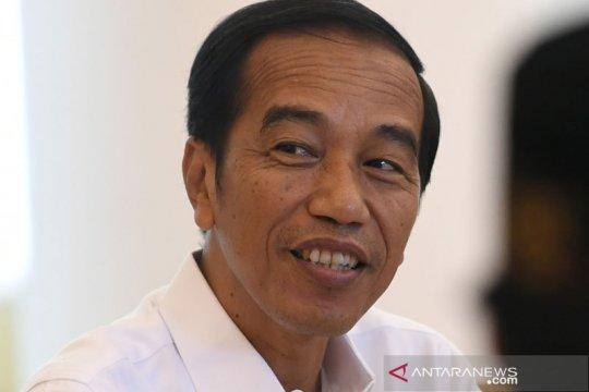 Cuitan Presiden Jokowi: Saatnya fokus pembangunan SDM