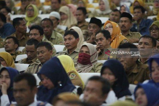 Enam pejabat ikut seleksi Sekda Kota Palembang