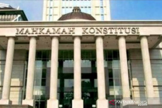 MK tunda sidang lanjutan uji UU OJK