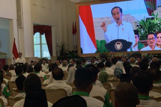 Presiden sebut perubahan pola pikir kunci majunya pertanian Indonesia