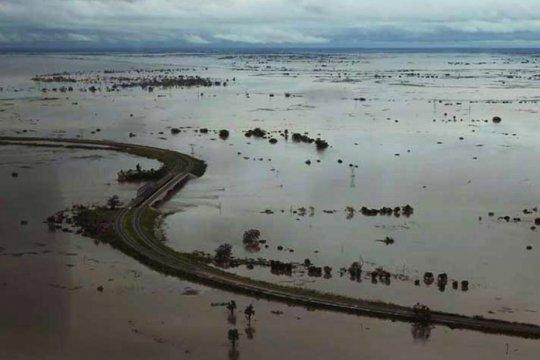 Mozambik mulai masa berkabung setelah topan tewaskan ratusan
