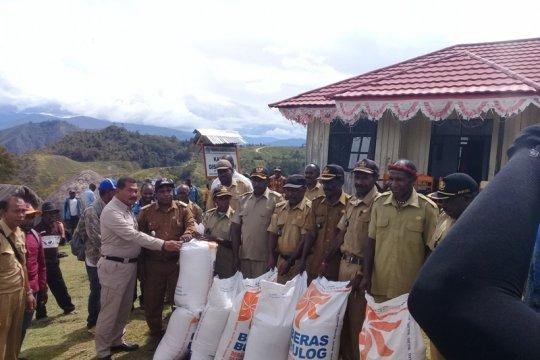 Bupati Jayawijaya kawal rastra ke Distrik Bpiri