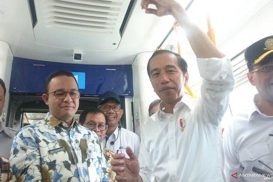 Presiden: MRT simbol peradaban baru