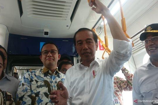 Presiden akan resmikan operasional MRT Minggu