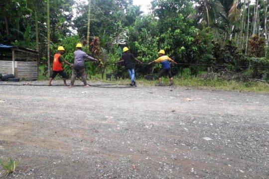 PLN pulihkan 69 gardu pascabanjir bandang Kabupaten Jayapura