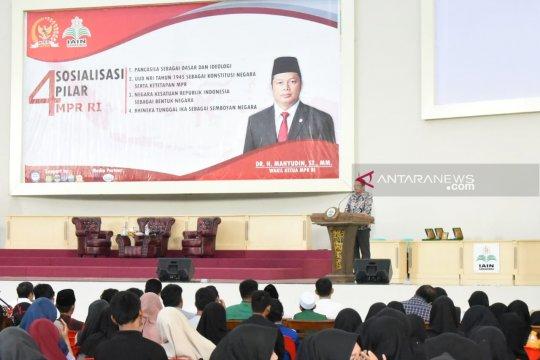 Mahyudin ajak mahasiswa sosialisasikan Pancasila