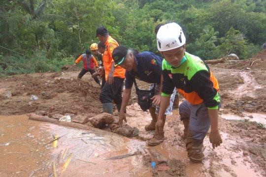 "Bantu pencarian dua korban longsor Bantul, ACT terjunkan tim ""rescue"""