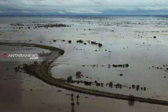 Palang Merah: Korban tewas akibat topan di Mozambik naik tajam