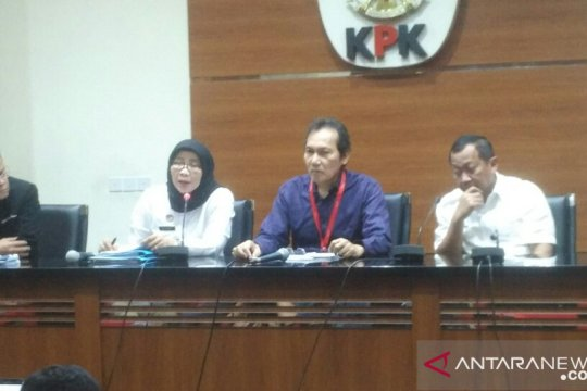 KPK berikan rekomendasi kepada Ditjen PAS perbaikan sistem Lapas