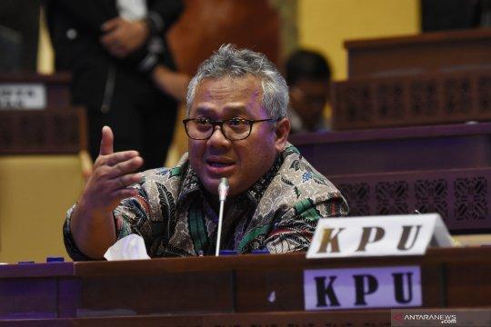 Ketua KPU: Jangan selesaikan persoalan pemilu di jalanan