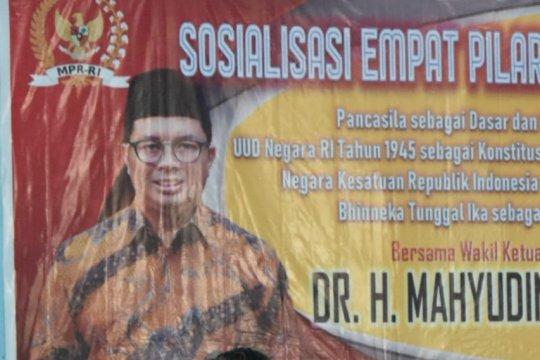 MPR gencarkan sosialisasi Empat Pilar hingga pelosok negeri