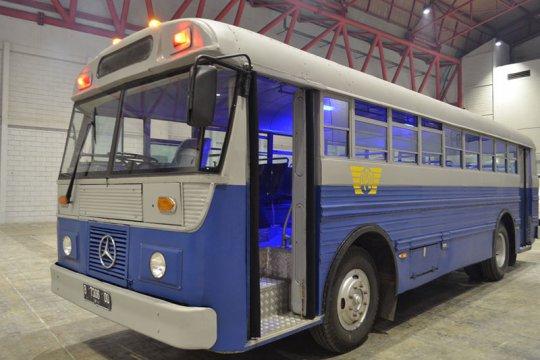 Legenda transportasi Indonesia di Classic N Unique Bus 2019