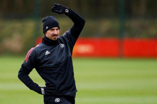 Ibrahimovic minta MU lupakan Sir Alex