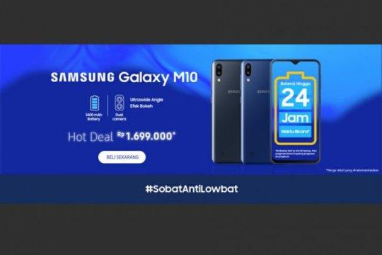 Kemarin, soal Samsung Galaxy M10 hingga double platinum Maher Zain