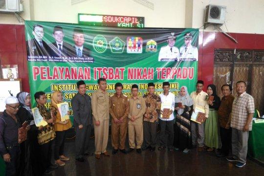 IKI fasilitasi Itsbat nikah Kota Serang