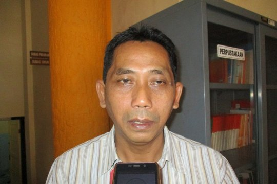 Ribuan surat suara di Kabupaten Kediri rusak