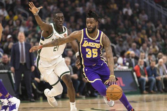 Bucks menang atas LA Lakers 115-101