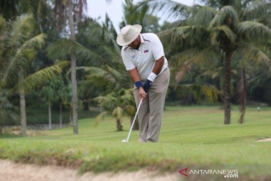 Gaet turis, Indonesia promosikan wisata golf pada pameran di Singapura