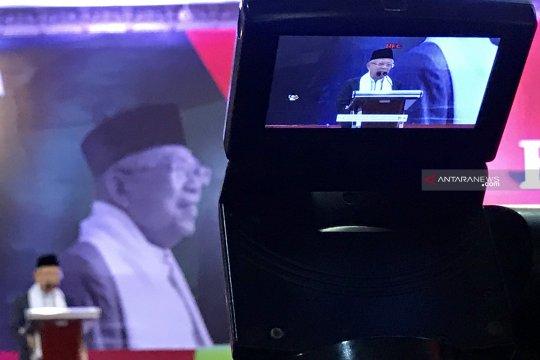 Kiai Ma'ruf: rugi Jika tak pilih Jokowi