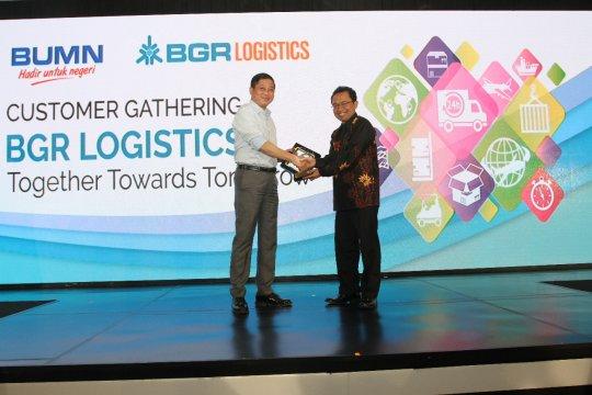 BGR Logistics posisikan sebagai perusahaan digital
