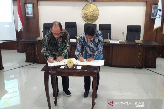 Unsoed - ANRI tandatangani nota kesepahaman penyelenggaraan kearsipan