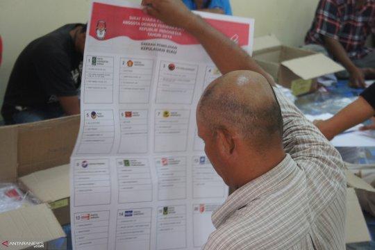 2.028 surat suara rusak di Batam