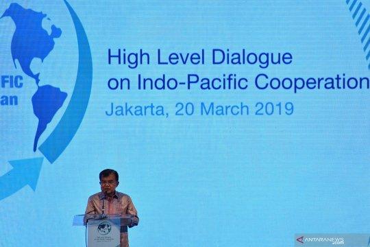 Wapres dorong Stabilitas Perdamaian, Kemakmuran Kawasan Indo-Pasifik