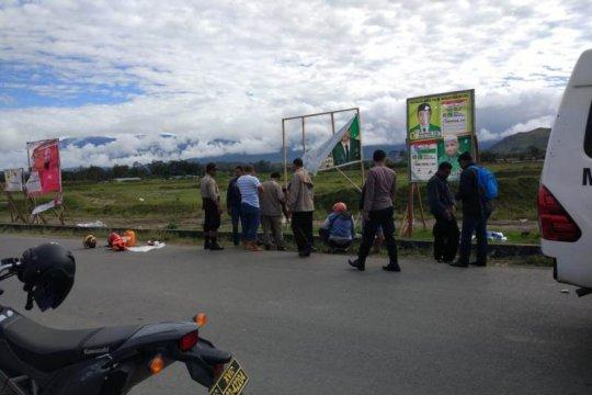 Warga Sinapuk dikejutkan penemuan sesosok mayat bercelana polisi