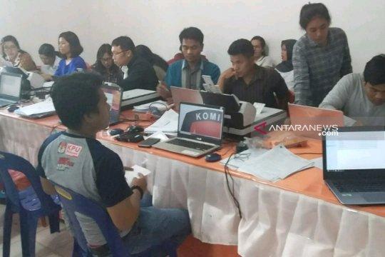 KPU Solok Selatan uji coba Situng Pemilu 2019