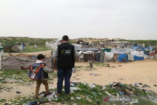 Presiden Palestina kecam pernyataan Netanyahu mengenai Jalur Gaza