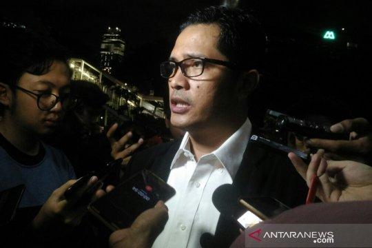 KPK geledah Kantor Kementerian Agama Kabupaten Gresik