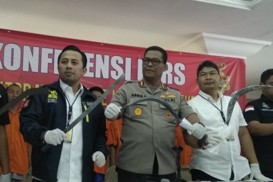 Polisi sebut pengeroyokan Pulogadung disiarkan pelaku lewat Instagram