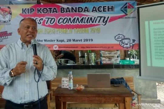 KIP Banda Aceh: Generasi milenial penentu suksesnya Pemilu 2019