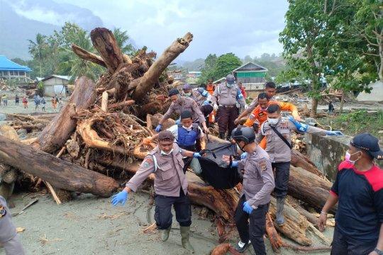 200 orang terdampak banjir bandang di Distrik Ravenirara