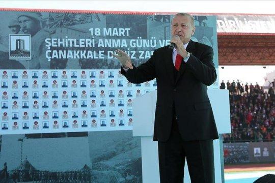 Selandia Baru tak sebut video serangan dalam pertemuan dengan Erdogan