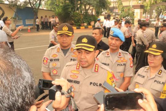 Polres Jakarta Utara kerahkan 110 personel dukung operasi BNNK Jakut