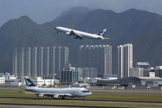Gedung Putih peringatkan risiko berbisnis di Hong Kong