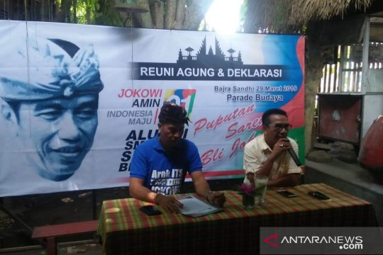Forum Alumni SMA/SMK se-Bali siapkan deklarasi dukungan Jokowi-Amin