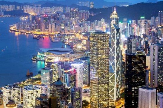 Ribuan orang berpawai di Hongkong protes perubahan UU ekstradisi