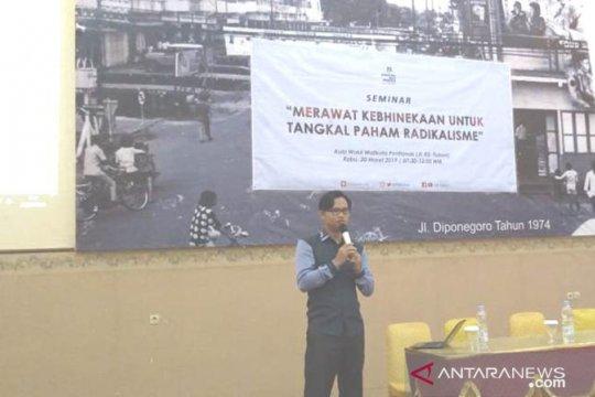 Komunitas Bela Indonesia ajak masyarakat rawat kebinekaan