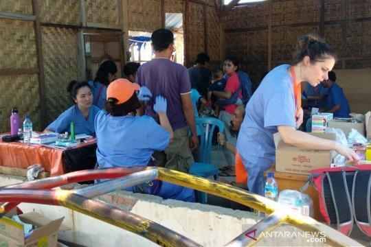 Imigrasi Mataram amankan obat-obatan WN Amerika